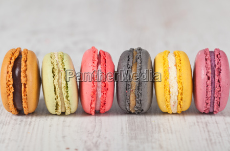 franzoesisch macarons