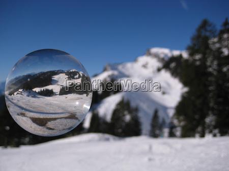 winter sports mountain railway snow mountain
