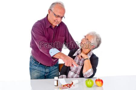 vitamine oder pillen