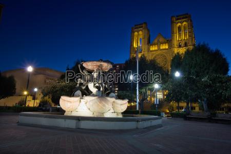 park dom kathedrale kalifornien anmut muenster
