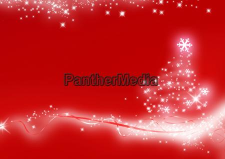 weihnachten rot
