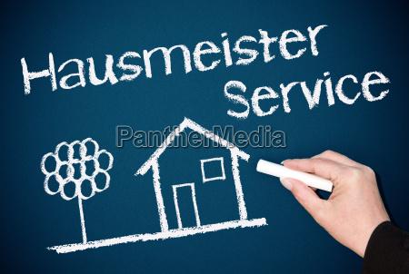 caretaker services
