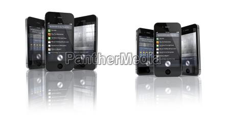 apple iphone 4s mit siri app