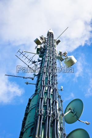 telekommunikations turm