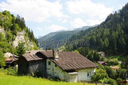 val gardena in south tyrol