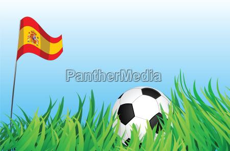fussball spielplatz spanien