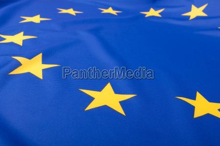 flagge der europaeischen union