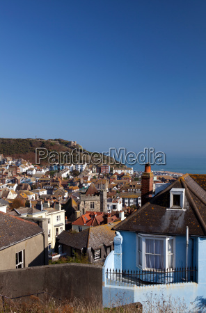 hastings view house cityscape