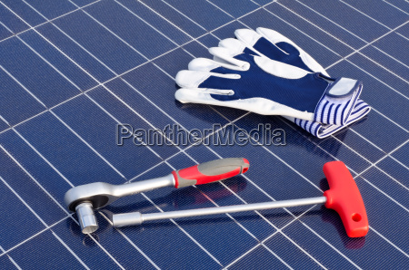 solar cells and tool