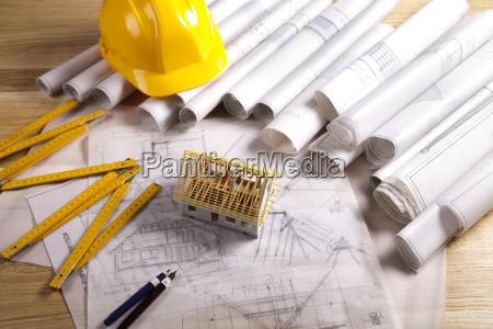 architektur plaenen