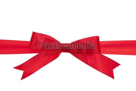 ribbon on gift