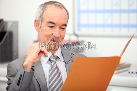 recruiter lesen bewerbung