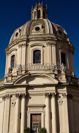 kirche im traiano forum rom