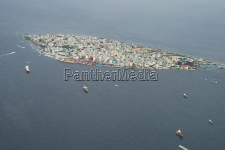 male capital of maldives