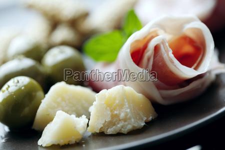 italienische antipasti