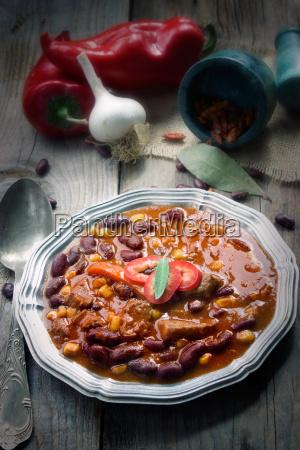 chili, con, carne - 5985339