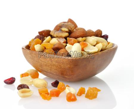 frucht obst trocken ausgedorrt trocknen nuss
