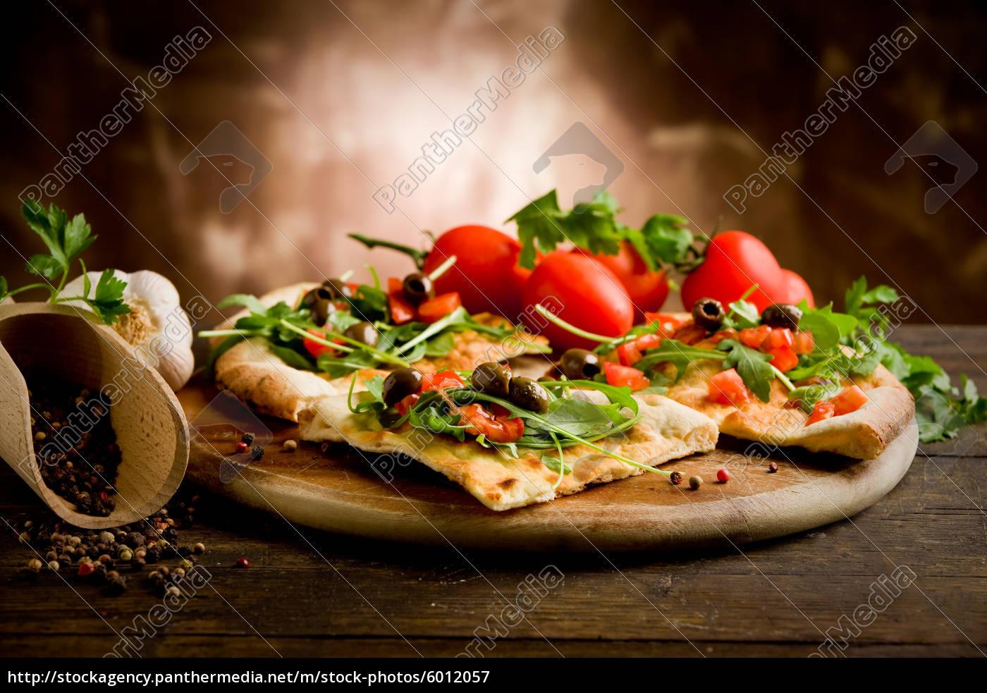 vegetarische, pizza - 6012057