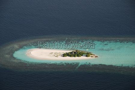 desert island maldives
