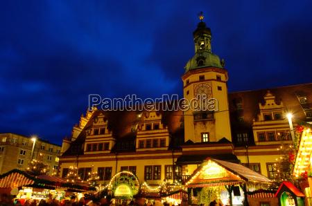 leipzig weihnachtsmarkt leipzig christmas market