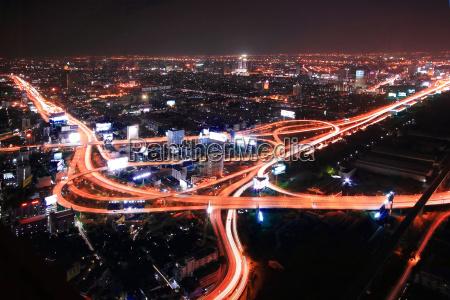 bangkok autobahn