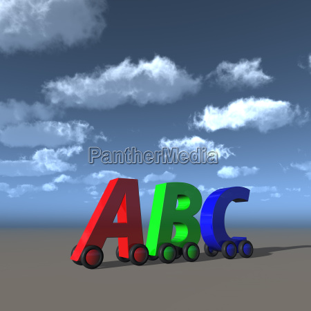 abc on wheels
