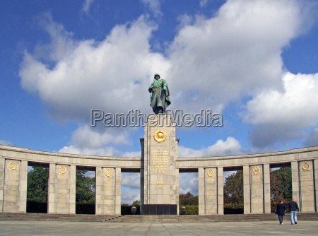 soviet war memorial germany berlin