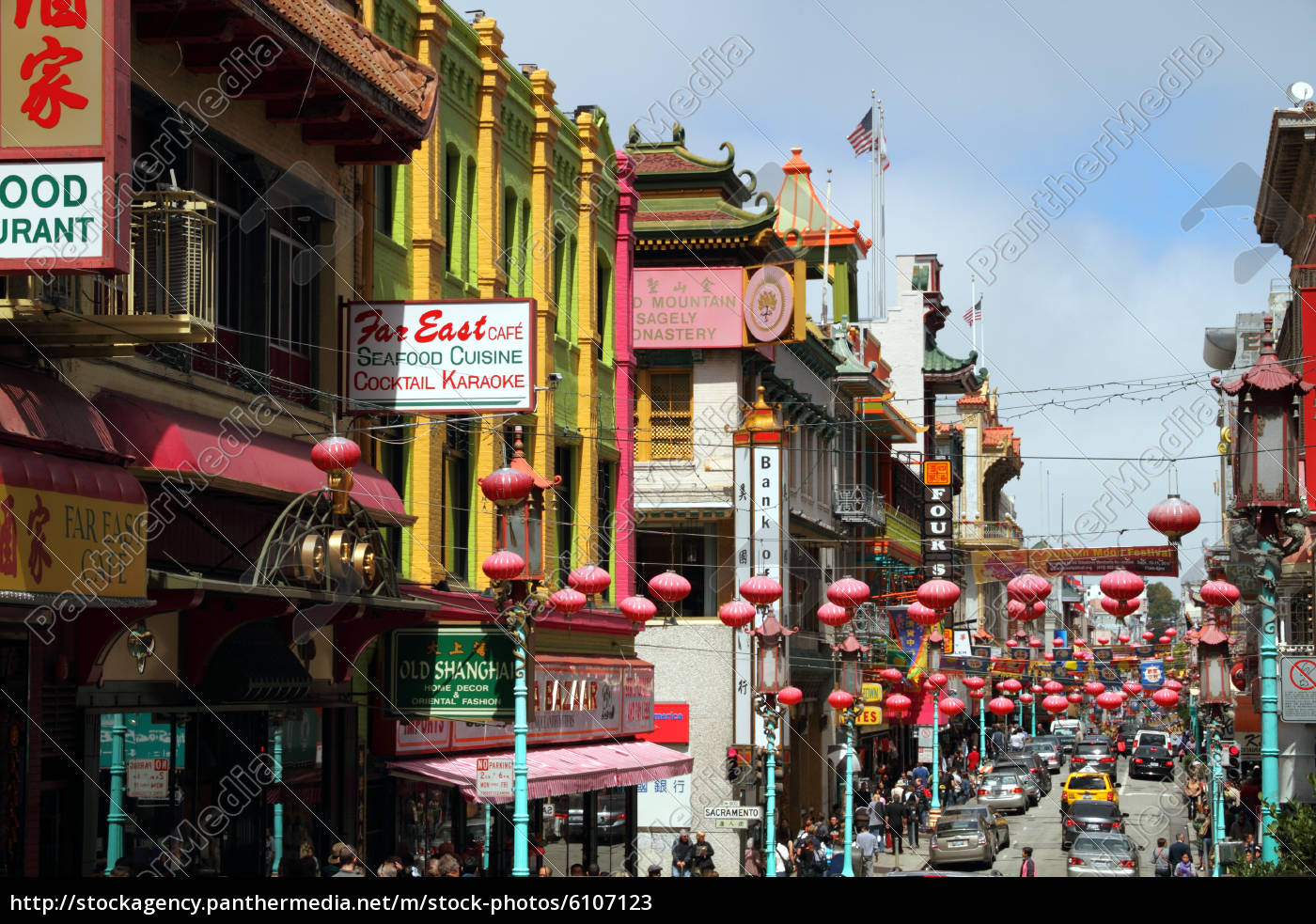 chinatown, san, francisco - 6107123