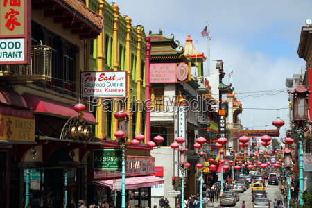 chinatown, san, francisco - 6107123