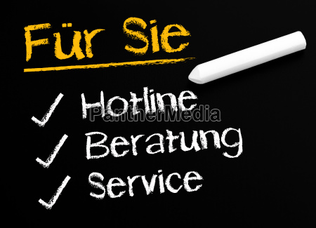 hotline advice service