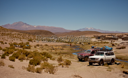 offroad tour in the andes bolivia
