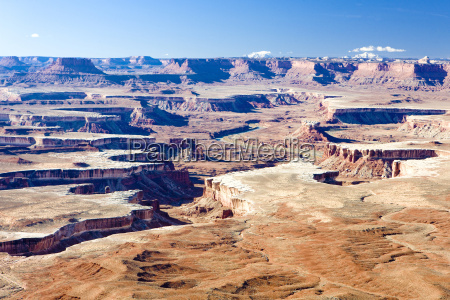 green river canyonlands national park utah