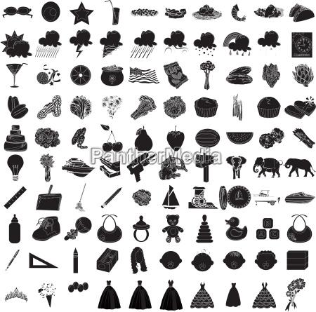 100 symbolsatz 3