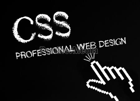 css professional web design