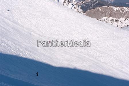 tatra gebirge im winter berge im