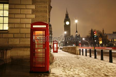 london telefonzelle und big ben