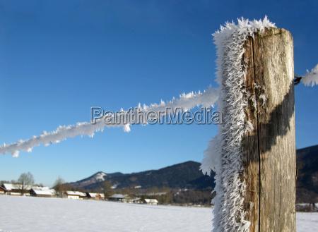 winter cold ice snowman snow