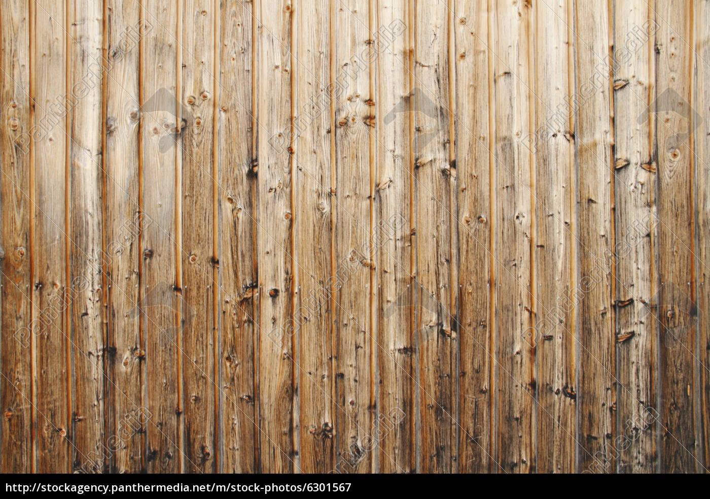 Holzwand Lizenzfreies Bild 6301567 Bildagentur Panthermedia