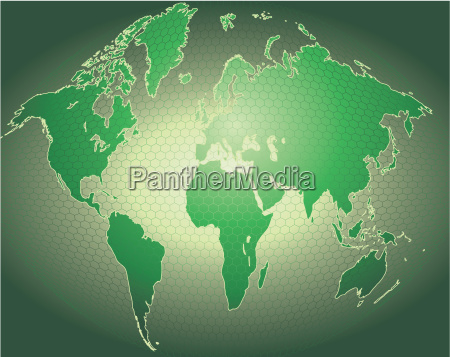 dynamic 3d world map with