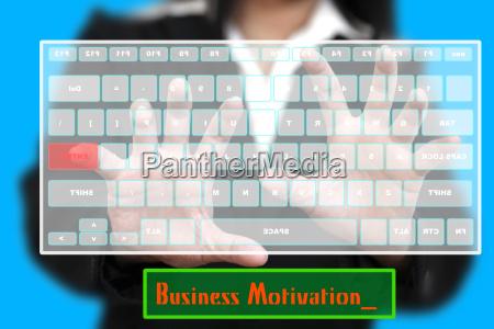 frau tastatur computertastatur deal geschaeft business