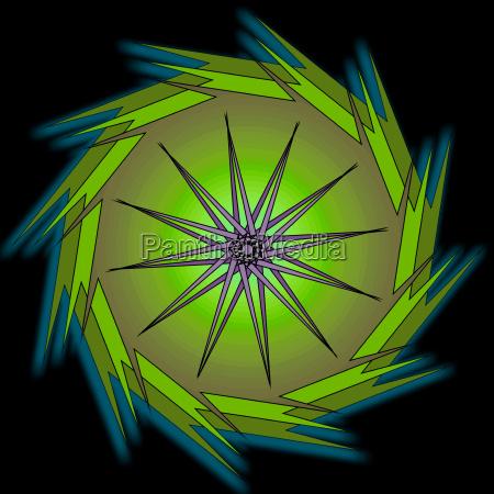 gruene spirale