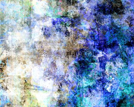 painting textures retro