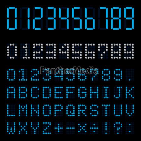 digitale nummer