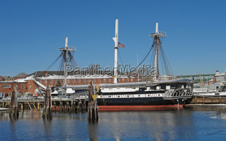 uss constitution sailing ship