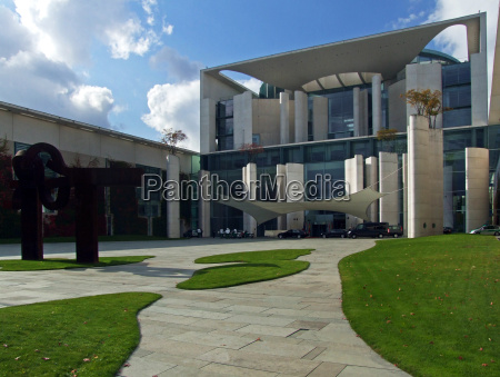 federal chancellery berlin germany
