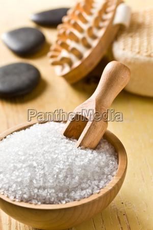 salz salzen aromatisch kristall therapie heilverfahren
