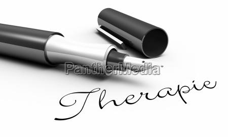 therapie stift konzept