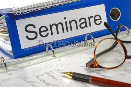 seminare und fortbildung