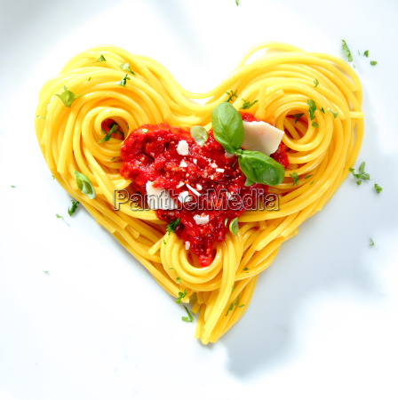 spaghetti fuer einen geliebten