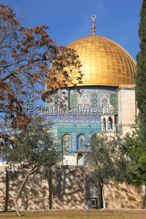 vertical oriented image of famous dome